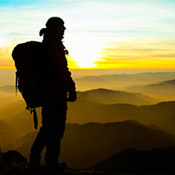 TREKKING / HIKING - Alert rescue services anywhere in the world